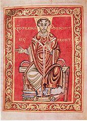 Psautier d'Egbert
