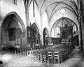 Eglise - Vue intérieure de la nef, vers le nord-est - Six-Fours-les-Plages - Médiathèque de l'architecture et du patrimoine - APMH00002454.jpg