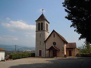 Granieu Commune in Auvergne-Rhône-Alpes, France