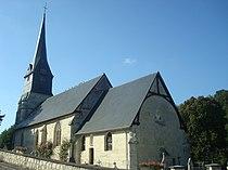 Eglise de Sainte Marguerite des Loges.JPG