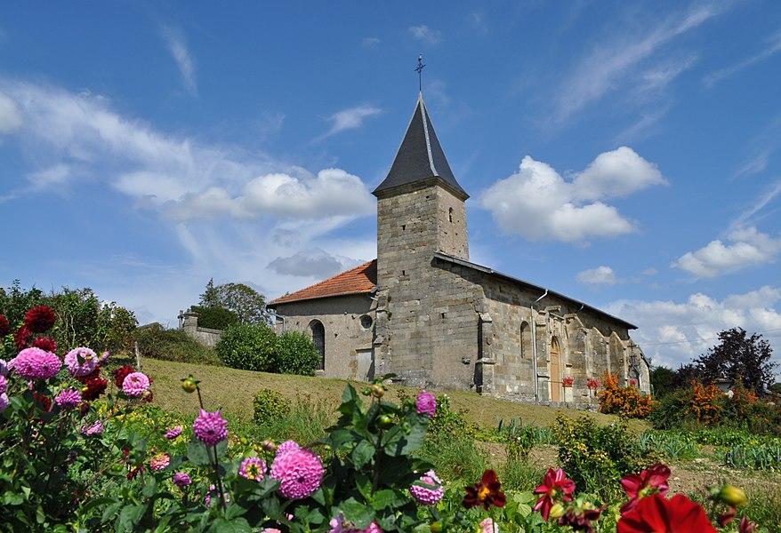 Église de la Nativité-Notre-Dame de Seigneulles
