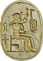 Egyptian - Scarab - Walters 42376 - Bottom.jpg