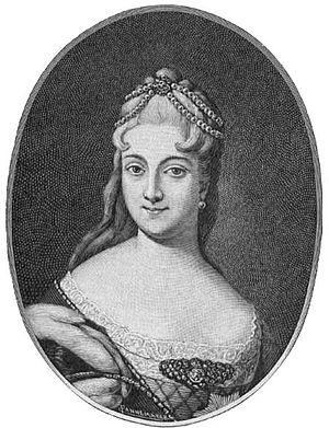 Ekaterina Alekseyevna Dolgorukova - Ekaterina Alekseyevna Dolgorukova
