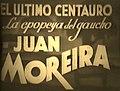 El último centauro, La epopeya del gaucho Juan Moreira- poster.jpg