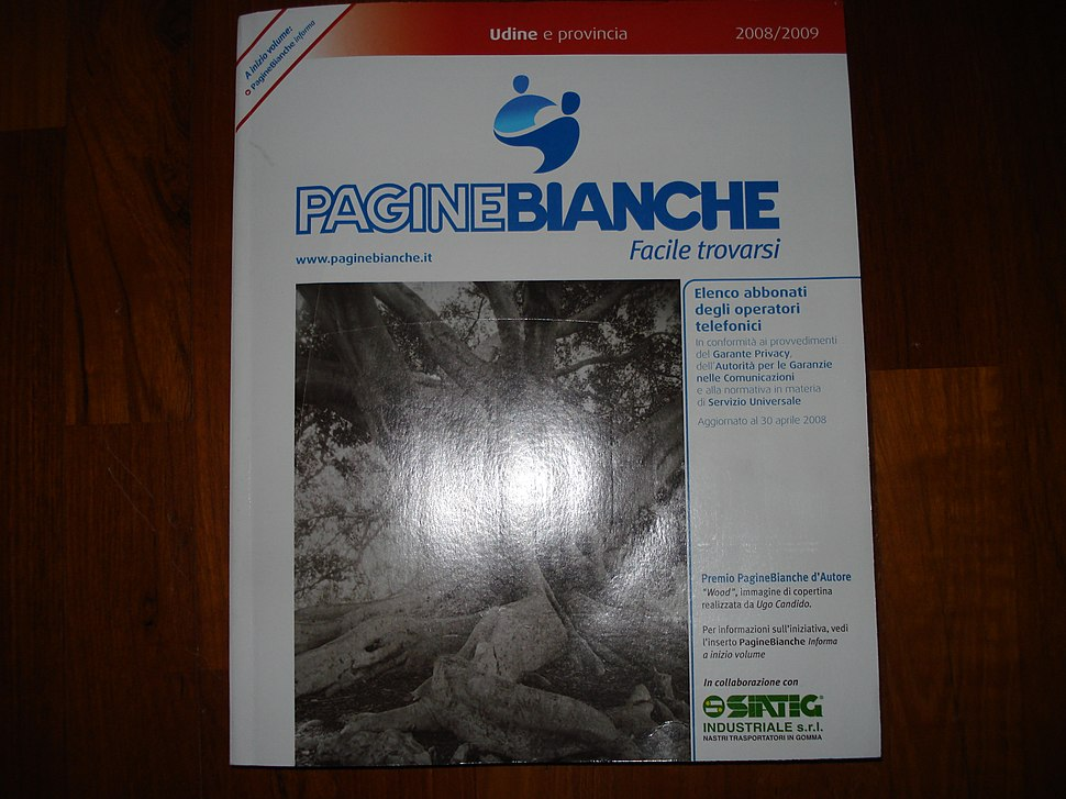 competitive price 6557a d4d63 Pagine bianche - Howling Pixel