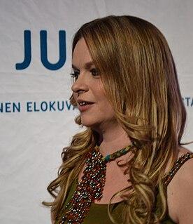 Elina Knihtilä Finnish actress