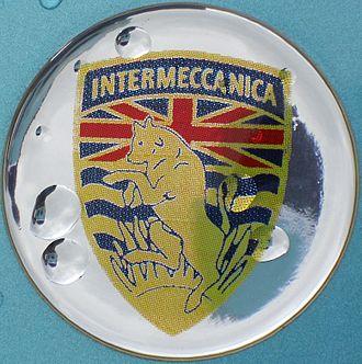 Intermeccanica - Image: Emblem Intermeccanica