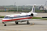 Embraer EMB-135KL (ERJ-140LR) American Connection (Chautauqua Airlines) N299SK (7295779272).jpg