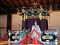 Empress Masako wearing Jyūnihitoe2.jpg