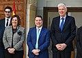 Encuentro de trabajo con el embajador de Dinamarca en España (38378629856).jpg