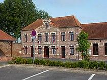 Enquin-les-Mines (Pas-de-Calais, Fr) mairie.JPG