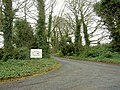 Entrance to Wortley Sporting Clays - geograph.org.uk - 665646.jpg