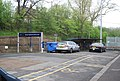 Entrance to the car park, High Brooms Station - geograph.org.uk - 1264676.jpg