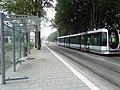 Erasmus Universiteit. Tram i estació.jpg