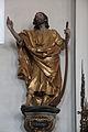 Erding, St Mariä Verkündigung (110), Statue of saint.JPG