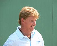 Ernie Els, South African golfer