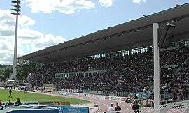 Ernst-Abbe-Sportfeld-Haupttribüne