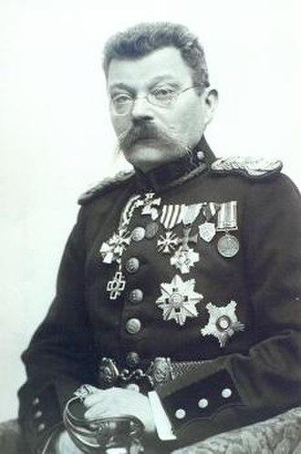 Estonian Defence League - General Ernst Põdder was the first commander of the Estonian Defence League
