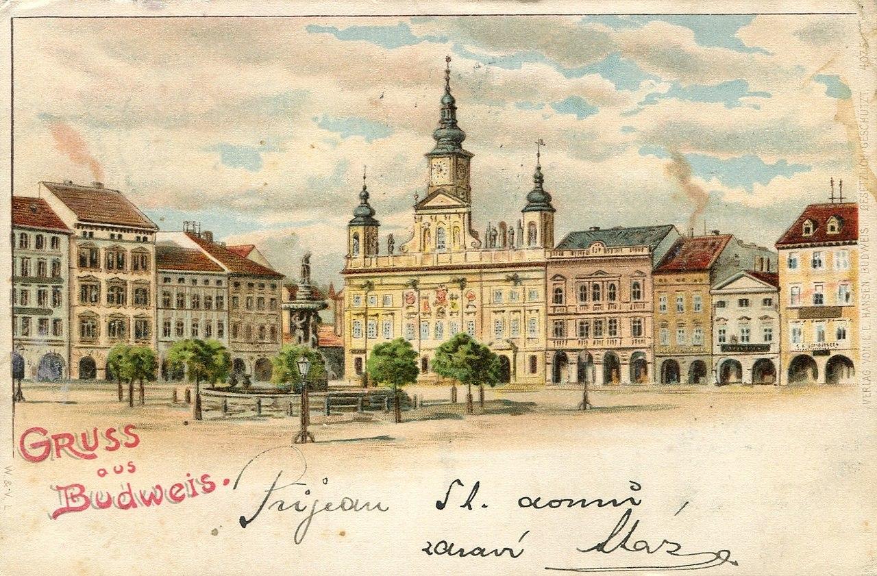 Erwin Spindler Ansichtskarte Budweis2.jpg