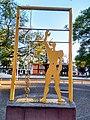Escultura del Modulor de Le Corbusier en Aguascalientes 2.jpg