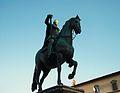 Estàtua eqüestre de Ferran I de Mèdici, Florència.JPG