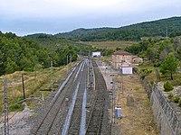 Estación de Pradell. Vista general.jpg