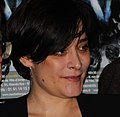 Estelle Faye à la remise du prix ActuSF aux 13emes Rencontres de l'Imaginaire de Sèvres le 26 novembre 2016 - 7.jpg