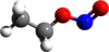 Ethyl nitrite 3d structure.png