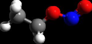 Ethyl nitrite - Image: Ethyl nitrite 3d structure