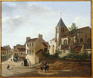 Étienne Bouhot - Image: Etienne Bouhot Saint Germain De Charonne