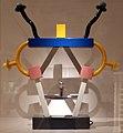 Ettore sottsass per memphis srl., lampada da tavolo ashoka, 1981.jpg