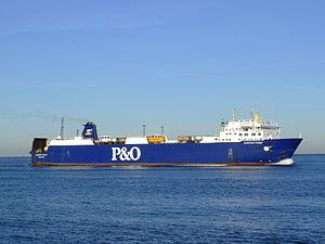 European Trader, Port of Rotterdam, Holland, 06JAN2009 pic5.JPG