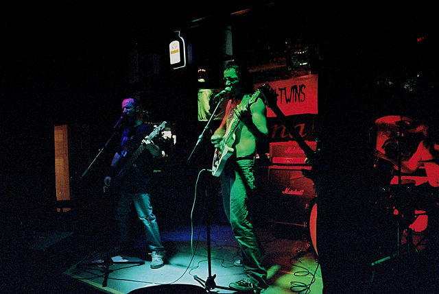 Datei:Evil Trashcan Twins-Live at the Carina-Vienna-2006.jpg