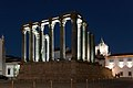 Evora roman-temple by-night.jpg