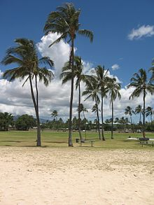 ʻewa Beach Hawaii Wikipedia