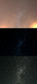 Example image for light pollution, taken in South Africa in Spring 2013.png