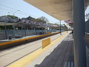 Expo Park/USC station - Wikipedia