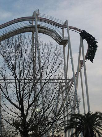The Monster (roller coaster) - Image: Expoland