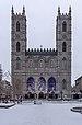 Exterior of Notre-Dame de Montréal Basilica.jpg