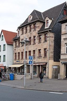 Königstraße in Fürth