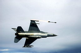 F-16C Fighting Falcon fires an AIM-9 Sidewinder.jpg