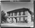 FACADE - Stone House, Waterloo, Monroe County, IL HABS ILL,67-WALO,3-1.tif