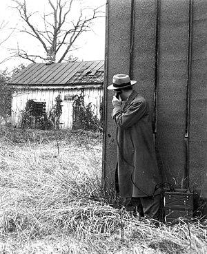 FBI agent in 1939