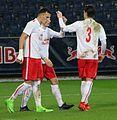 FC Salzburg gegen Paris St. Germain ( Youth League-21. Februar 2017) 08.jpg