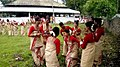Faat Bihu dance at Harhi dewaloi.jpg