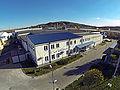 Fabrica de panouri încleiate din Siret, România.jpg