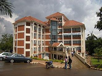 Makerere University - Faculty of Information Building, Makerere University