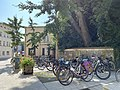 Fahrradständer, Untere Domberggasse, Freising.jpg