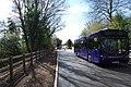Fareham to Gosport BRT - On the new busway (12) - geograph.org.uk - 2916497.jpg