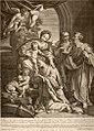 Farjat - Carracci - Couronnement de sainte Catherine.jpg